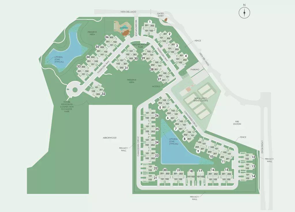 Del Webb Boca Flores, a 55 Retirement Community in Baca Raton, FL Earn 1%  Rebate New Homes - eBoomer Realty