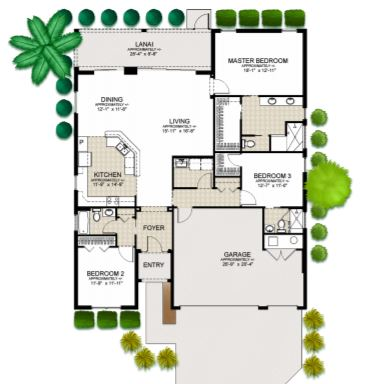 Floor Plans Villages Florida Zion Star